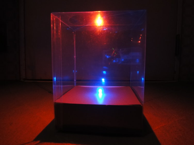 LED照明箱