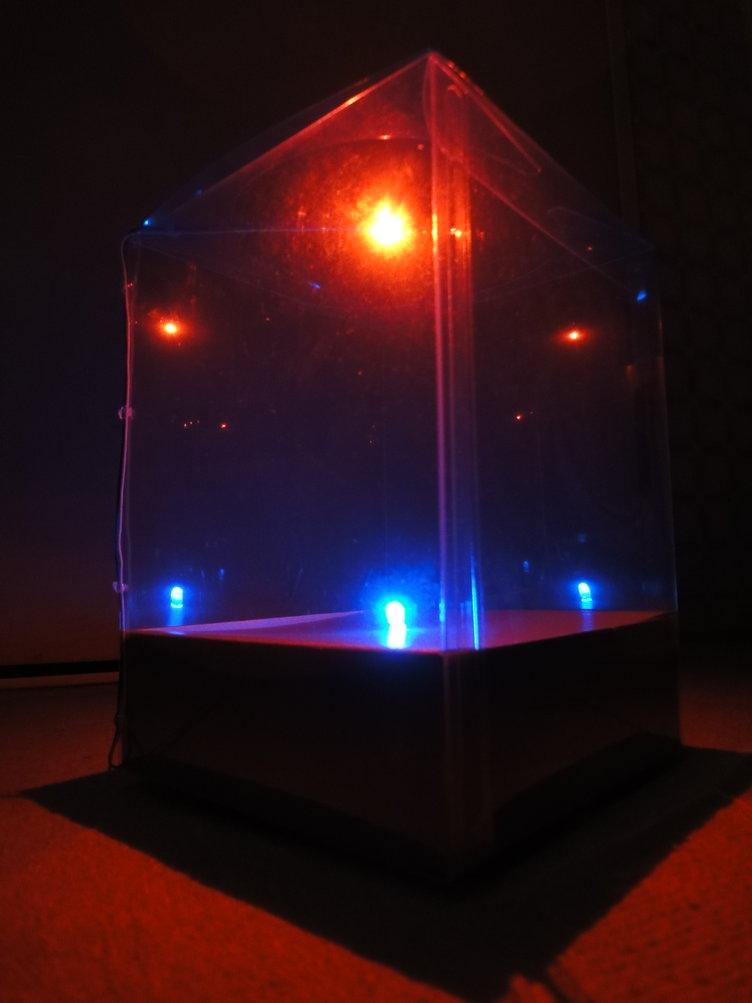 LED照明箱2