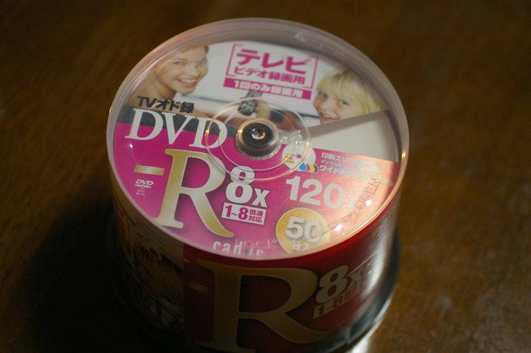 激安DVD-R