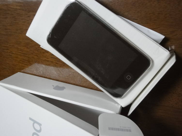 iPod touch整備済み品2