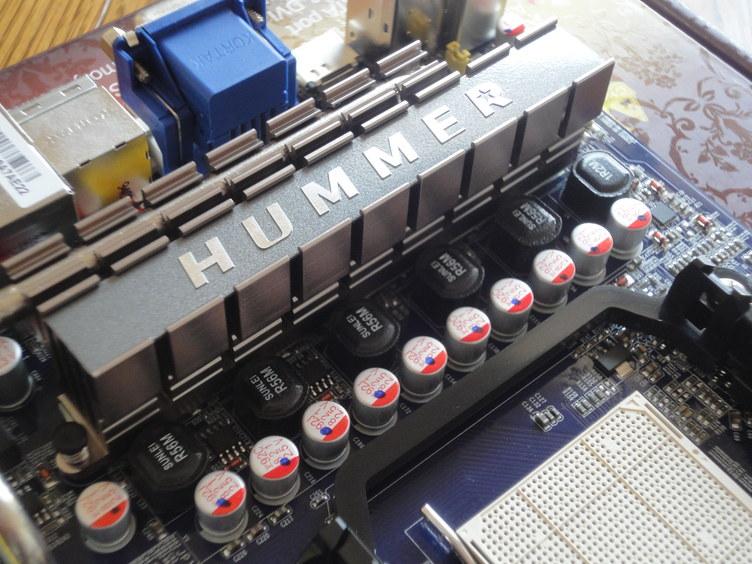 HA08comboコンデンサの行列