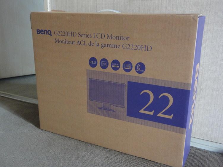 BENQ-G2220HD