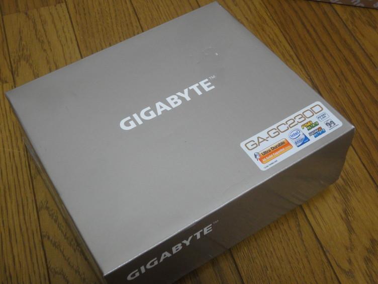 Gigabyte GA-GC230D外箱