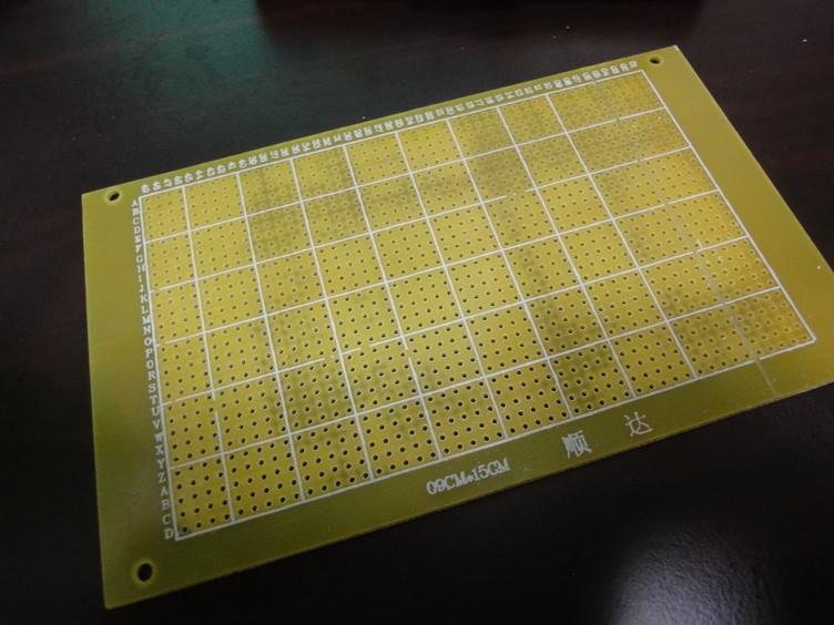 ガラスエポキシ基板の切断