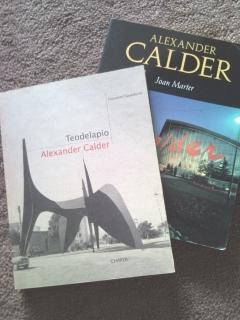 calder books