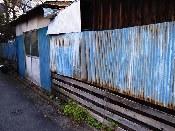 160114 トタン(1) 東京都品川区東品川 Ricoh GRD3