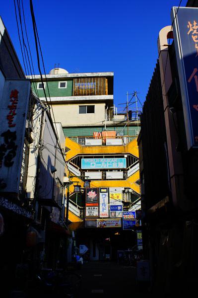 160117 空(2) 東京都中野区中野 Sony NEX5R Minolta AF20/2.8
