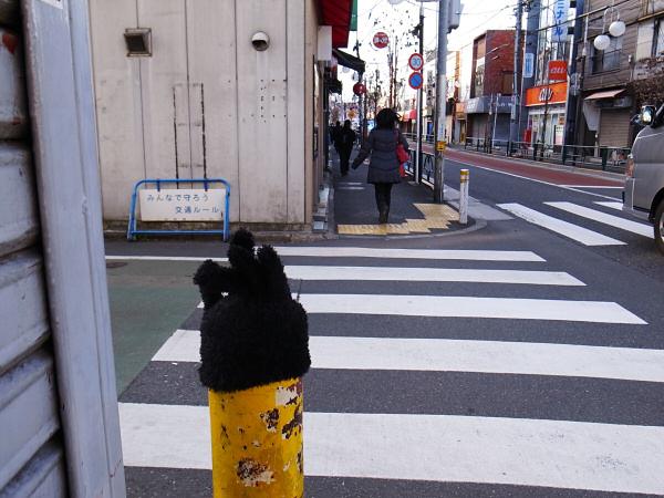 160218 てぶくろ(2) 東京都中野区鷺宮 Ricoh GRD3