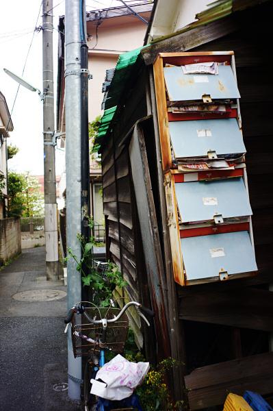 160423 路地(4) 東京都杉並区高円寺南 Sony NEX5R Biogon21/2.8
