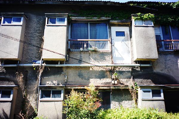 160504 壁(1) 東京都杉並区高円寺南 Sony NEX3 SonyE16/2.8
