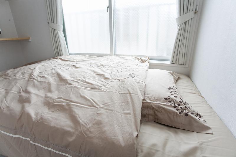 bed & sheet ベッド&シーツ
