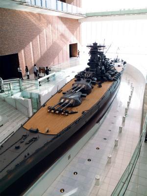 戦艦大和 大和ミュージアム 広島 観光