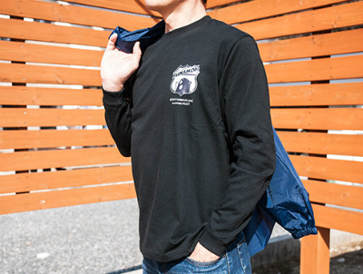 くまモンのロングTシャツ2