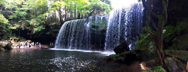 鍋ヶ滝 熊本 観光 小国
