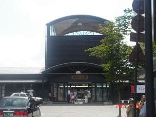由布院駅です。ここから始まります・・・。