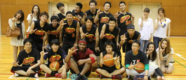 バスケチーム「リンクス」