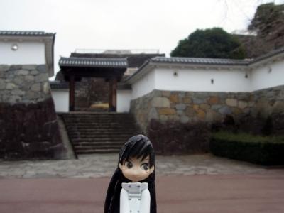 舞鶴城公園へ