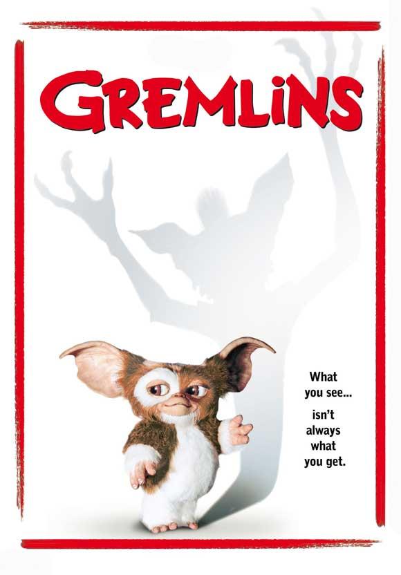 かわいいギズモに悶絶せよ『グレムリン』