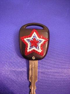 車 鍵 スワロデコ