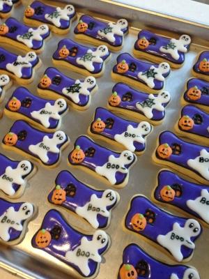 嫁入りクッキー