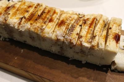 太刀魚寿司