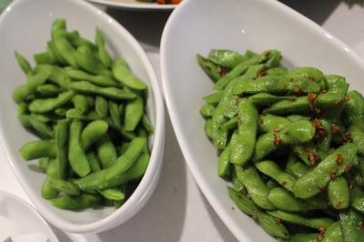 スパイス枝豆