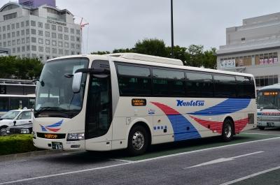 つくば周辺を走るバス車両(その2...