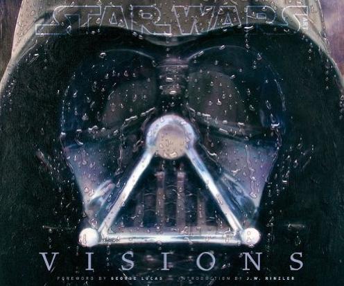 スターウォーズ画集『Star Wars: Visions』発売!!