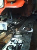 トヨタ・ランドクルーザーの車検整備