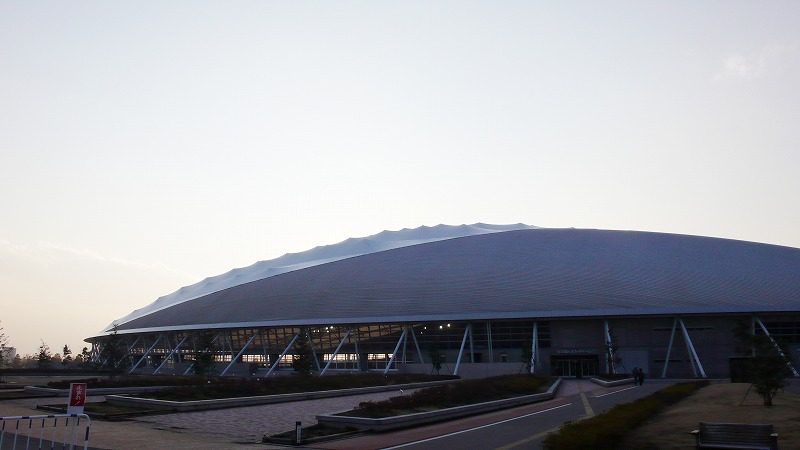 熊谷ドーム2