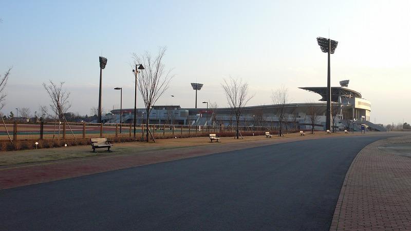 熊谷陸上競技場