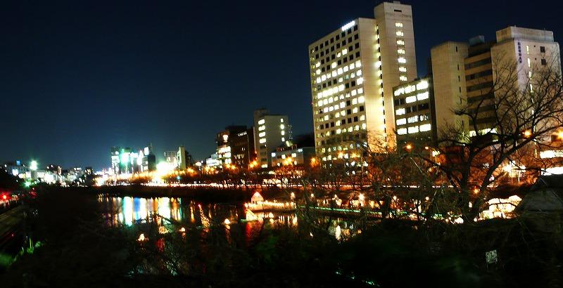 飯田橋夜景