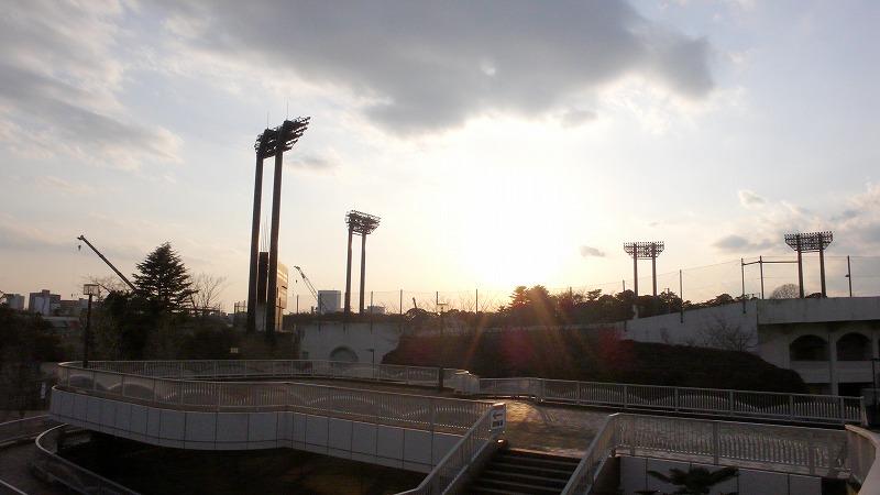大宮公園サッカー場
