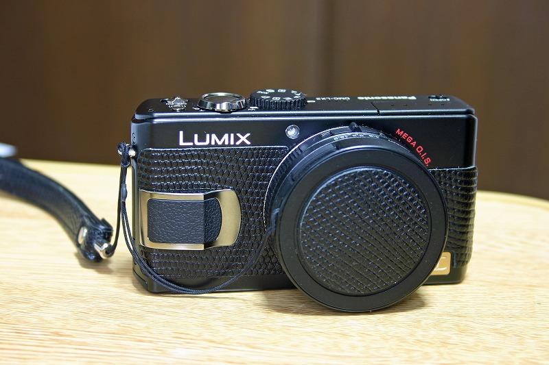 LUMIX LX2革っちゃいマス