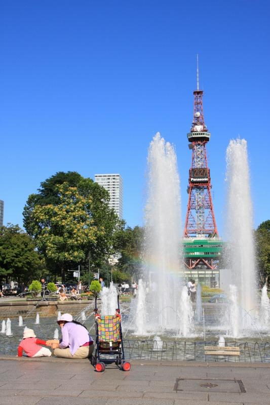 札幌・大通り公園