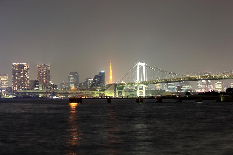 潮風公園からの夜景1