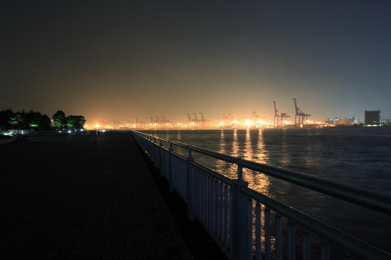 潮風公園からの夜景2
