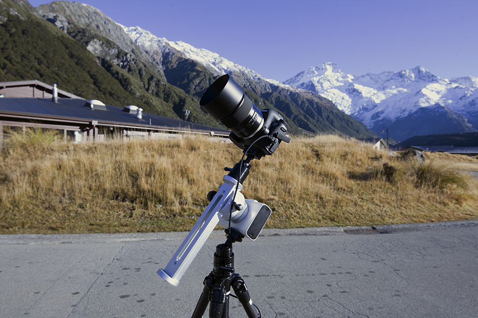 ニュージーランドの撮影に使った機材