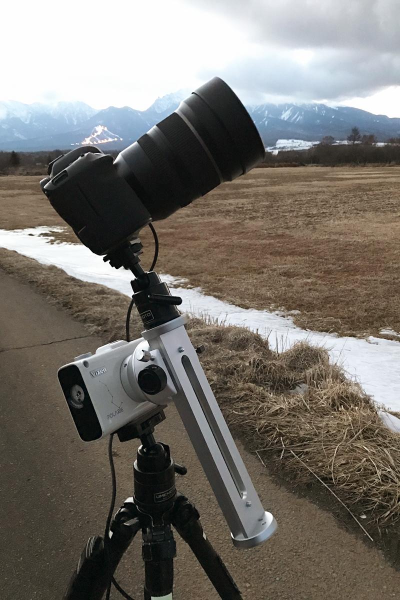 星景写真撮影機材