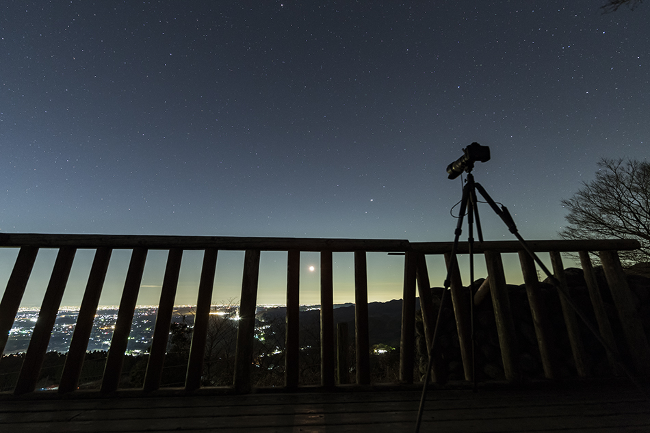 星景写真撮影風景