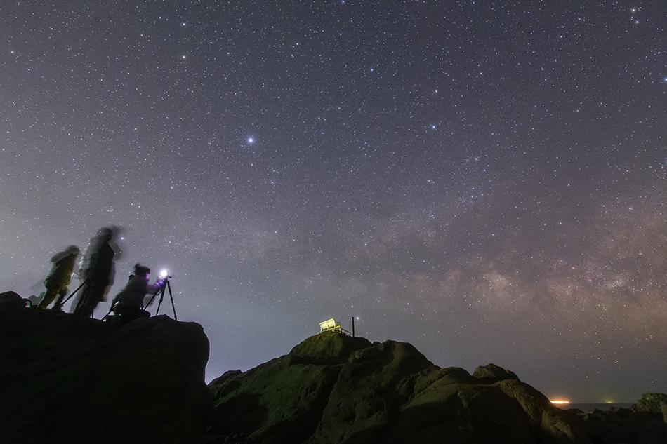 星撮る人たち