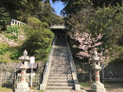 甘縄神明神社 入口