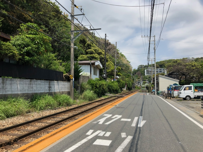 江ノ電並走区間.jpg