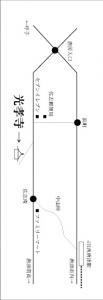 光孝寺の地図