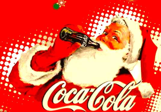 サンタコカ・コーラ
