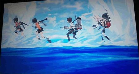 艦コレアニメ