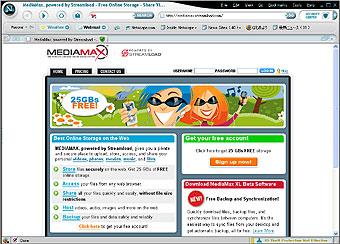MEDIA MAX トップページ