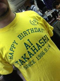 高橋愛Tシャツ.JPG