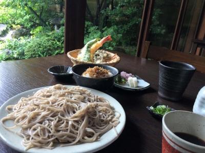 嵐山よしむら、豆腐料理 松ヶ枝