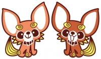 Piccolo Tailのキャラクター : チワシーサーです。